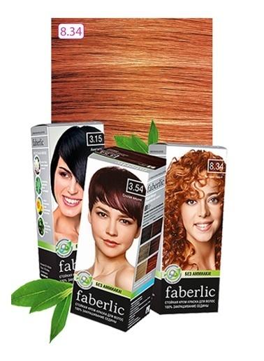 Faberlic Saç Boyası Kahve